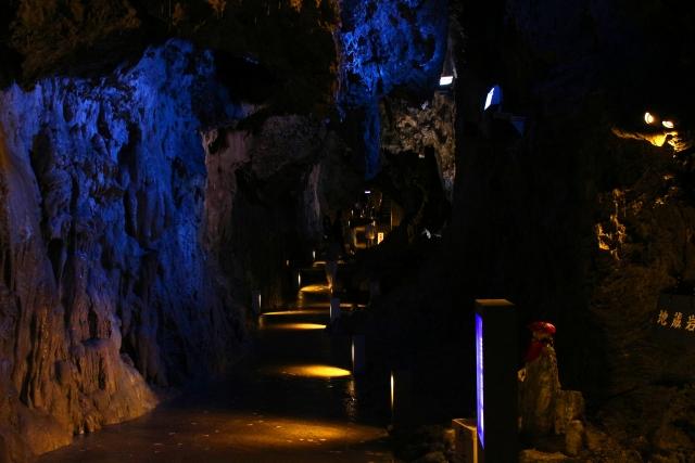 三陸の龍泉洞